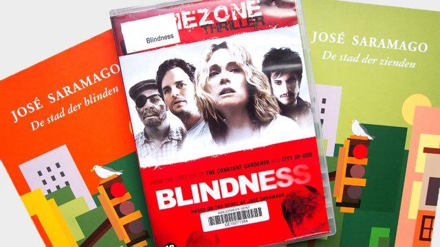 Blindness: met het gezichtsvermogen verdwijnen de normen en waarden