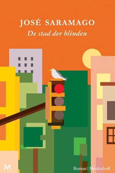 Boek: De stad der blinden - José Saramago