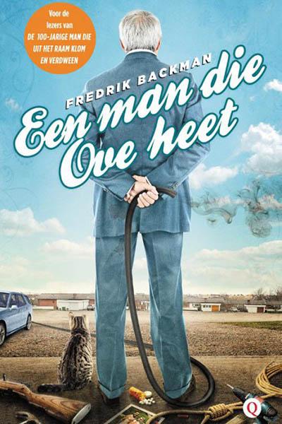 Boek: Een man die Ove heet - Fredrik Backman
