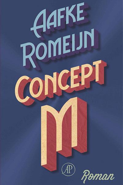 Boek: Concept M - Aafke Romeijn