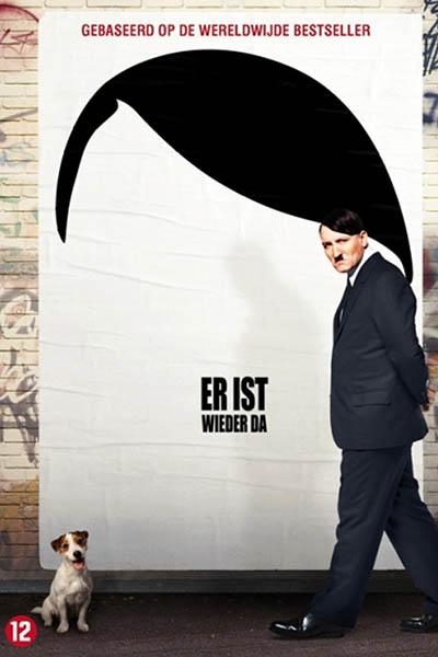 Er ist wieder da: Hitler leeft. En zijn gedachtegoed ook.