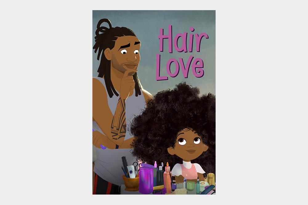 Hair Love: een ontroerend familieverhaal