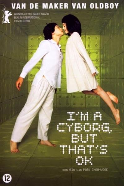 I'm a cyborg but that's ok: een bizar cybersprookje