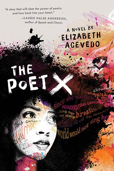 Boek: The Poet X - Elizabeth Acevedo