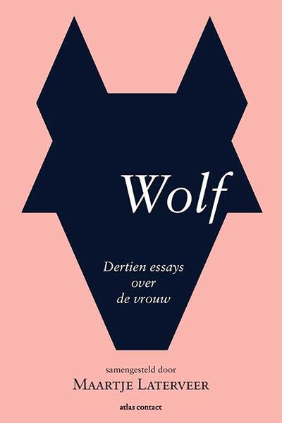 Boek: Wolf - Maartje Laterveer